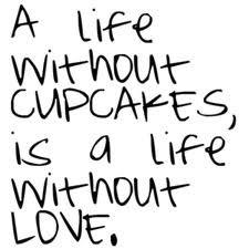 quote cupcakes